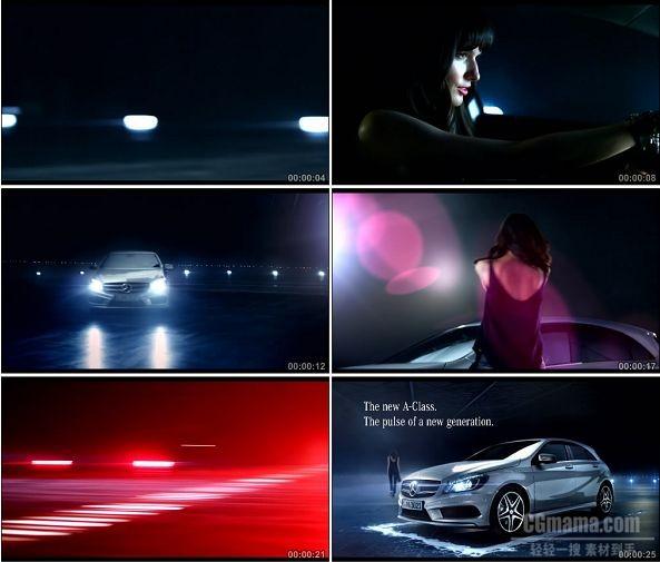 TVC01470-Mercedes Benz奔驰汽车 Parking.1080P