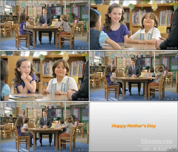 TVC01486-At&t美国电讯公司广告 Who Gives the Best Hugs.720P