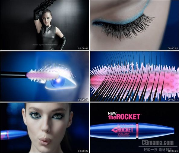 TVC01564-Maybelline New York美宝莲 The Rocket.1080P