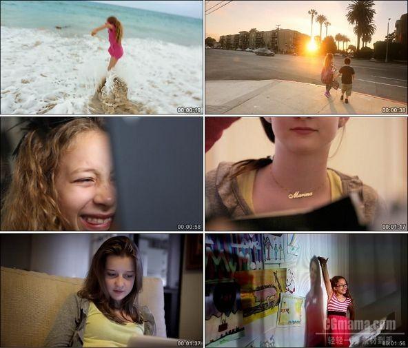 TVC01635-Skype Together网络电话(网站类) The Growing Up Family Portrait .1080P