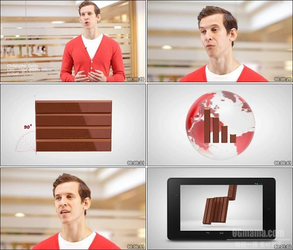TVC01881-食品休闲_KitKat- The Future of Confectionary -1080P