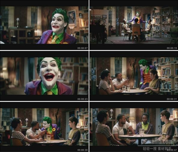 TVC01882-食品休闲_Snickers- Joker -1080P
