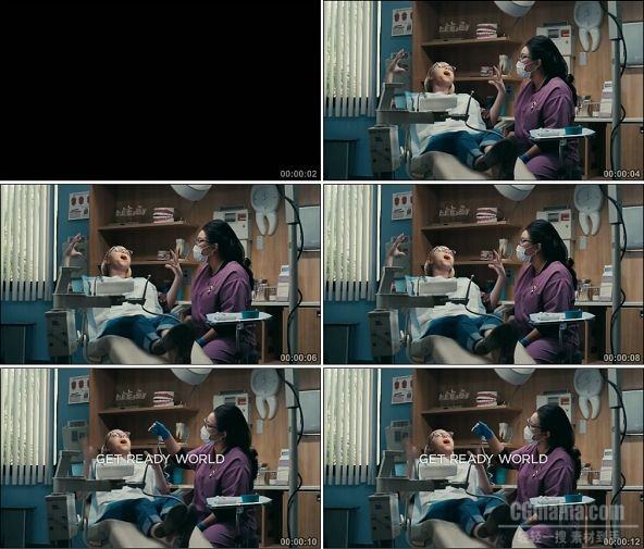 TVC01893-游戏_Activision Call of Duty Ghosts- Dentist -1080P