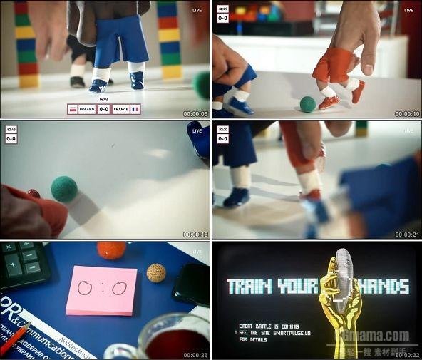 TVC01956-家电_LG TheBattleforRemote- Crucial Match 720P