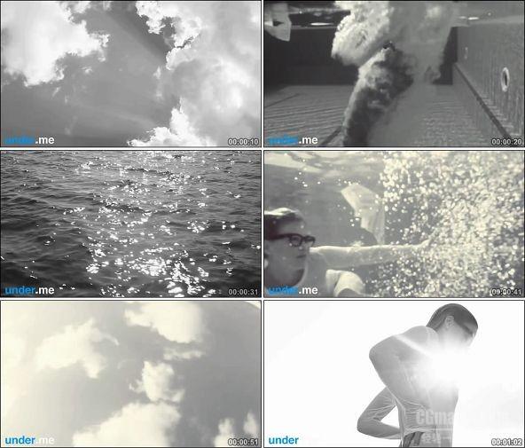 TVC02007-服饰内衣_under.me- Under Water 720P