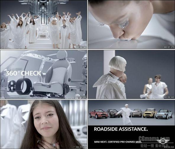 TVC02034-汽车_MINI- Cooper Next 2013 Funny Commercial 720P