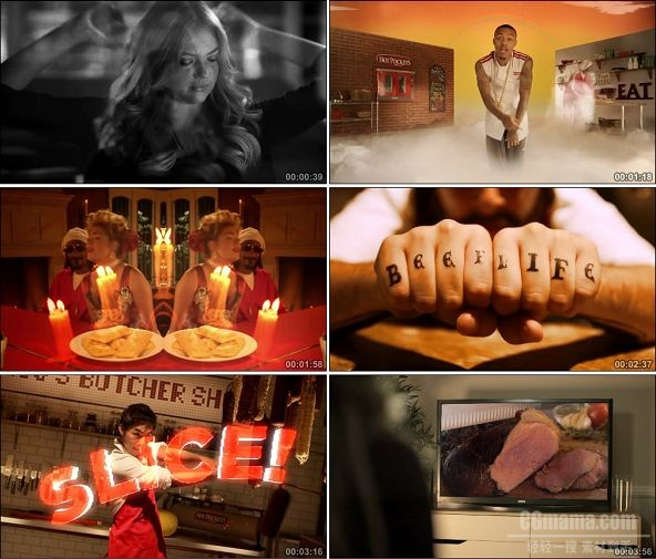 TVC02036-食品连锁_Hot Pockets- Kate Upton & Snoop Dogg 1080P