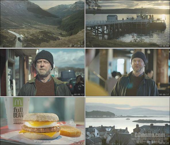 TVC02038-食品连锁_McDonald's麦当劳 Variety- Joe's Journey 720P