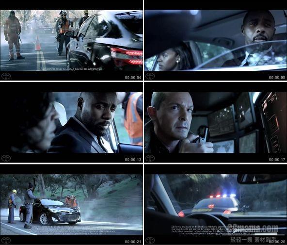 TVC02120-汽车_Toyota Avalon- Checkpoint 720P