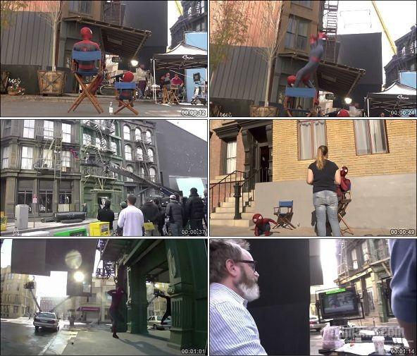 TVC02205-饮料水类_Evian依云矿泉水- The Amazing Spider-Man 幕后 720P