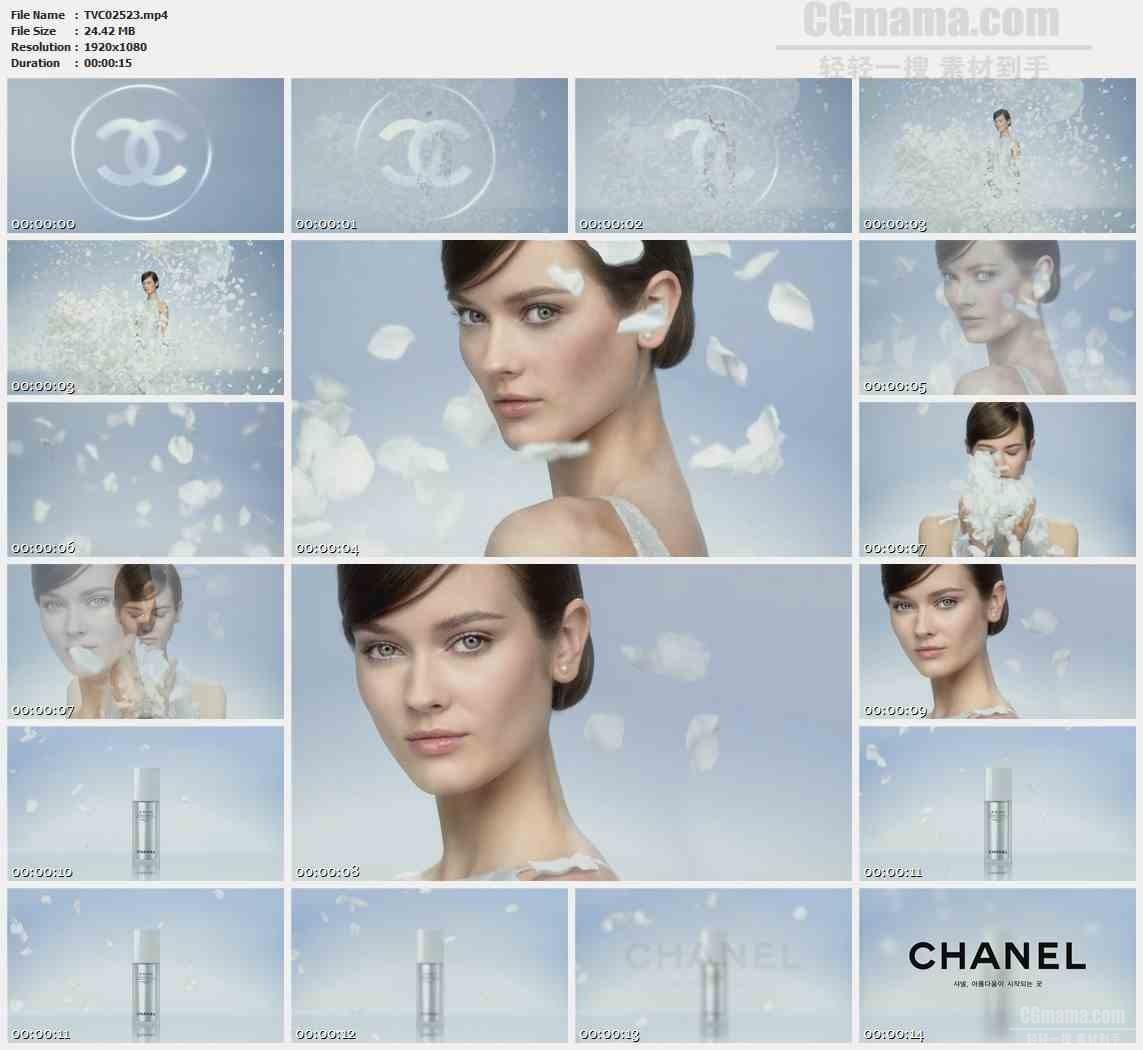 TVC02523-化妆品- CHANEL