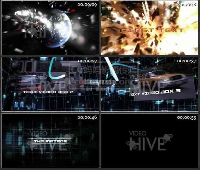 AE0070-3D爆炸特效图文展示