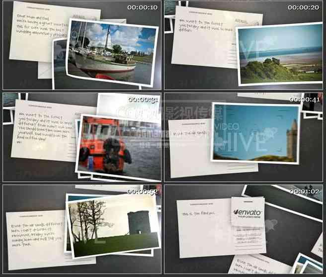 AE0103-明信片 图片展示
