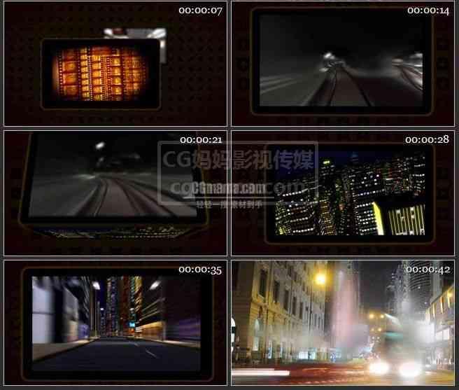 【AE模板】AE0338-幻灯片演示 图文展示