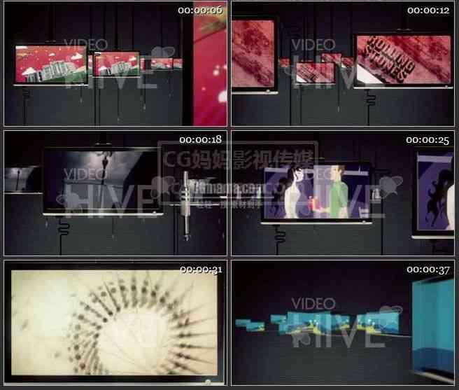 AE0463-液晶显示屏 视频展示