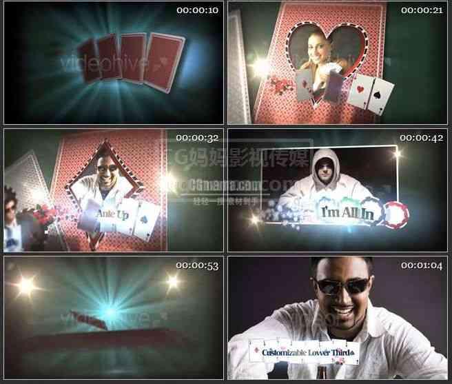 AE0491-扑克牌 图文展示