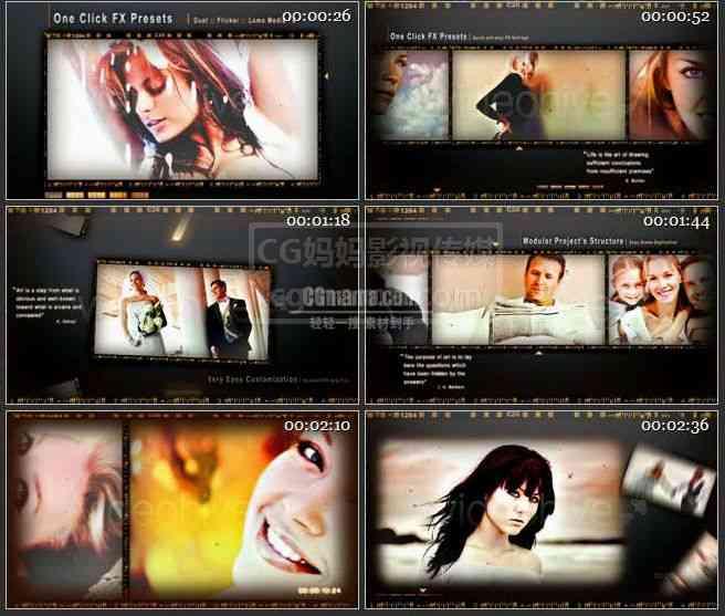 AE0556-影视带 相册