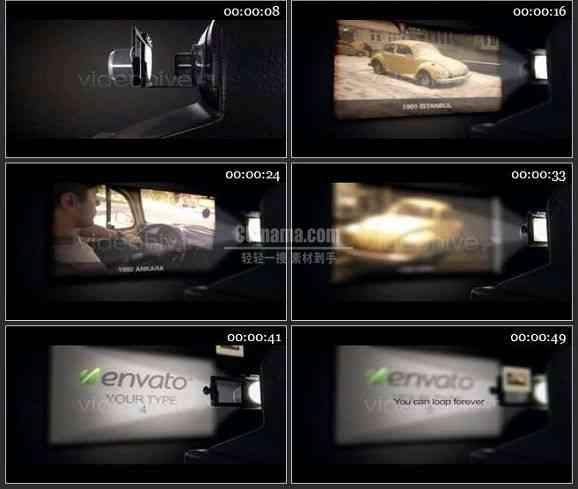 AE0717-放映机 图片展示