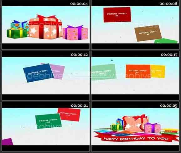 AE0752-礼物 图片视频展示
