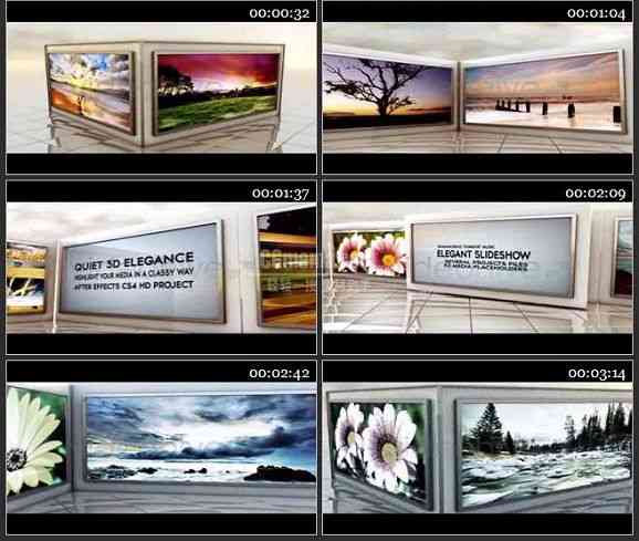 AE0853-3D盒子 图片展示