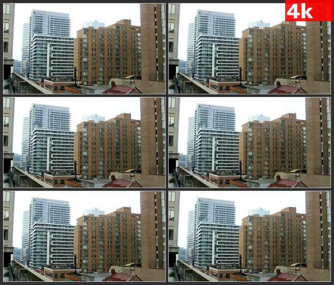 4K0585多伦多办事处 高清实拍视频素材