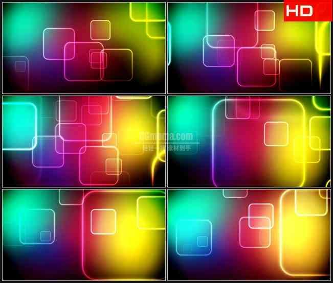 yt34924金属钢板墙3高清led大屏视频背景素材