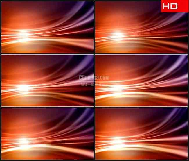 bg0086-红紫色光束摘要高清led视频背景素材