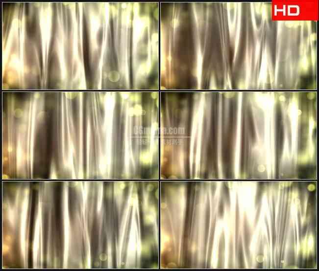 BG0160-金银色发光帷幕婚礼背景高清LED视频背景素材