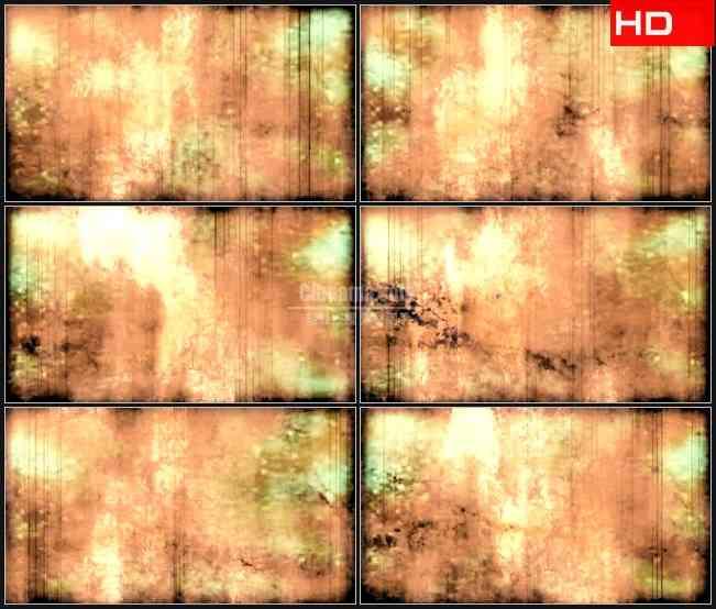 BG0198-仿古纸烟雾竖条纹理动态背景高清LED视频背景素材