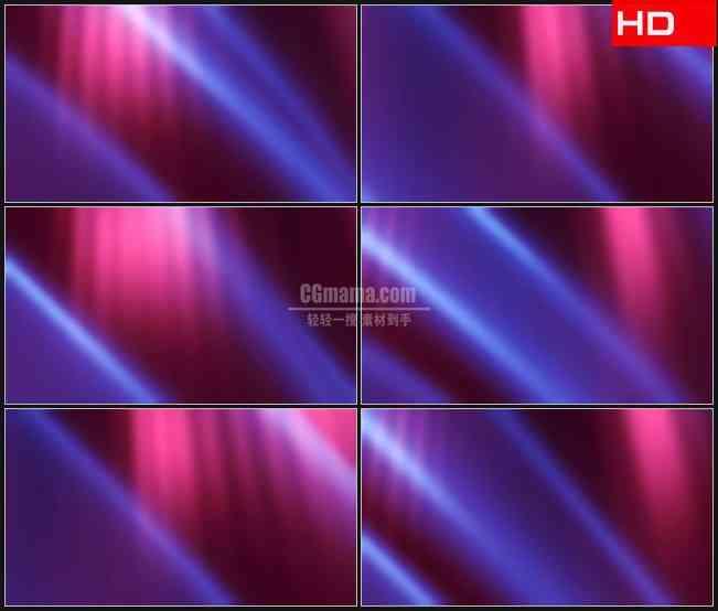 BG0258-褐红色和蓝色灯光动态背景高清LED视频背景素材