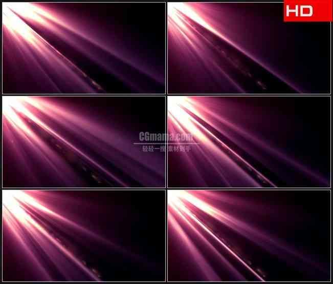 BG0388-拉伸紫色光线动态背景高清LED视频背景素材