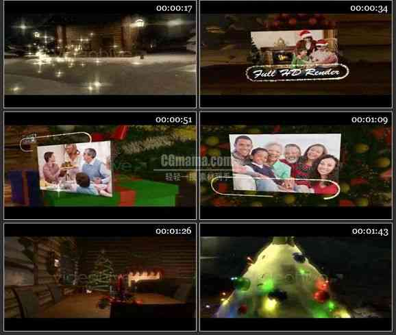 AE0968-圣诞夜 图片展示