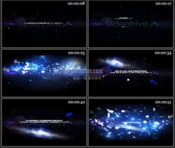 AE0998-宇宙星云 文本展示