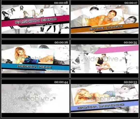 AE1004-时尚合辑 图片展示