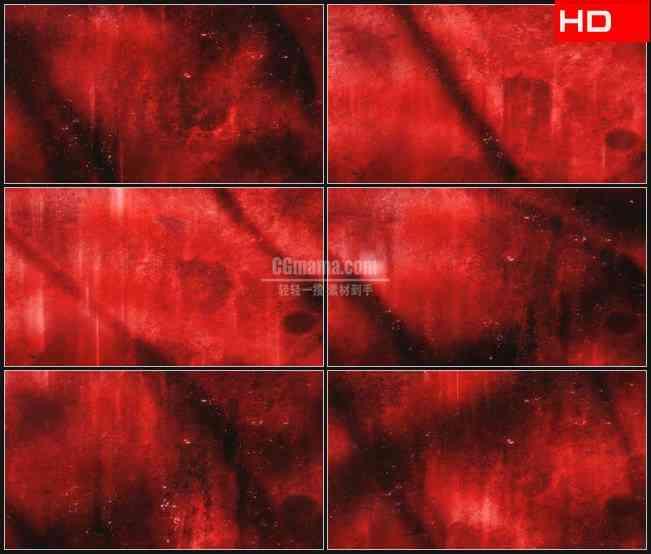 BG0589-红色岩石纹理光影浮动高清LED视频背景素材