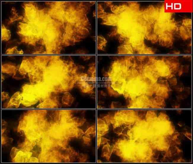BG0698-炙热火焰动感特写高清LED视频背景素材
