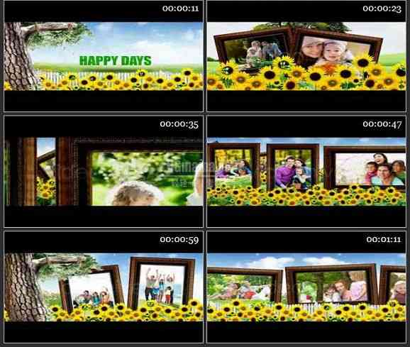 AE1239- 儿童类快乐的日子 相册