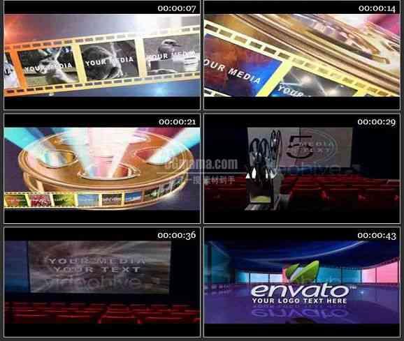 AE1290 3D电影院 图片展示