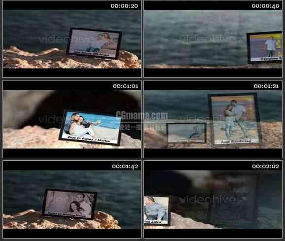 AE1429 浪漫的岩石相片展示