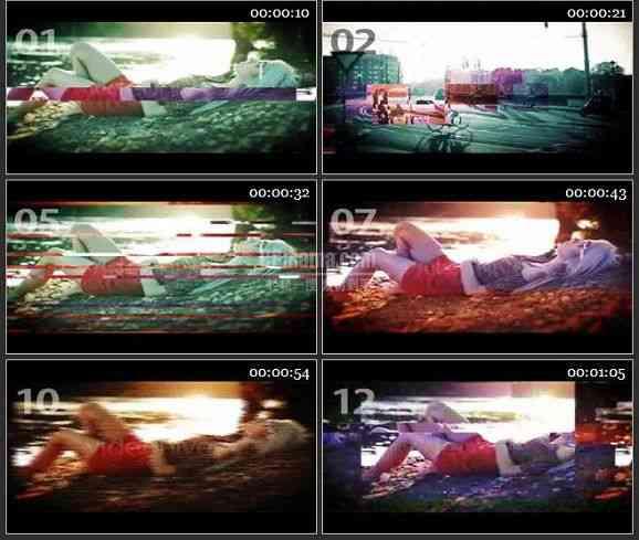 AE1563 视频故障特效模板 图片展示