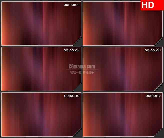 BG0809-舞蹈晚会的红色光芒高清led大屏视频背景素材