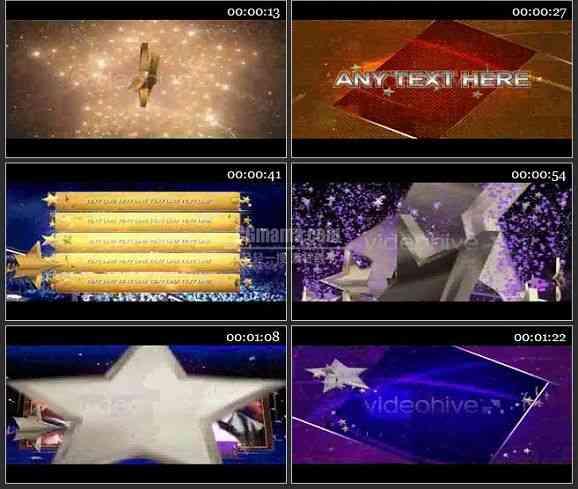 AE1628 电视节目颁奖晚会包装模板2