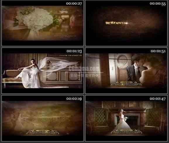 AE1853-浪漫的婚礼图片展示