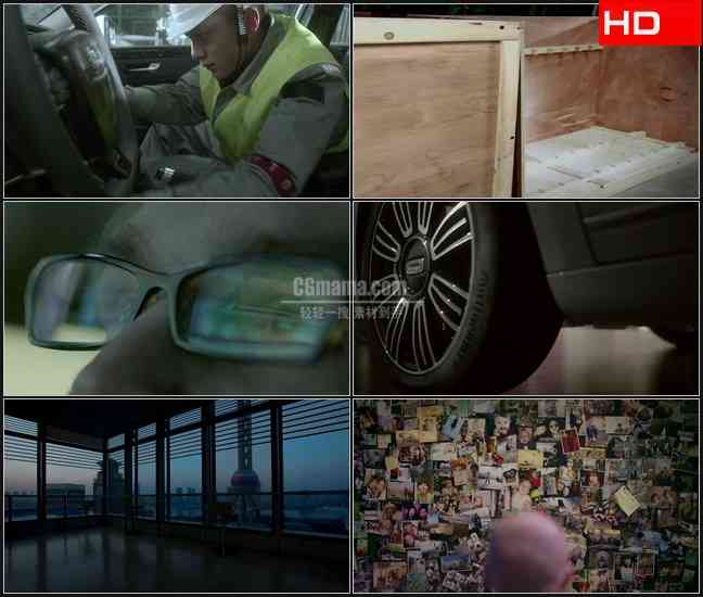 TVC5725汽车- Qoros观致汽车导演版 CN