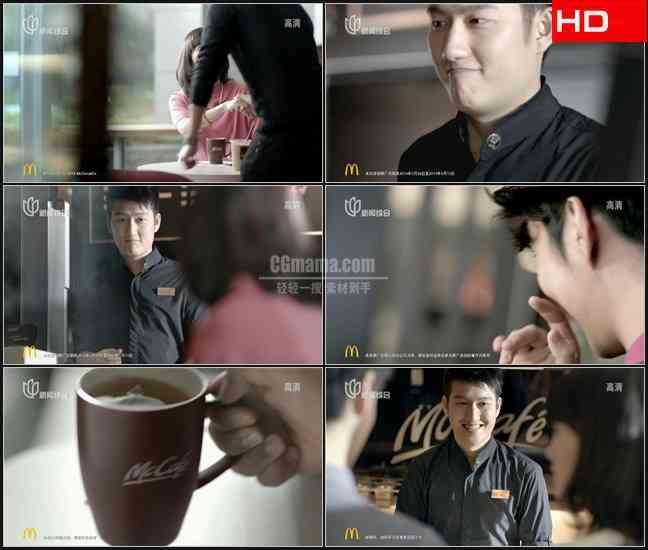 TVC6024连锁餐厅- 麦当劳 MCcafe CN