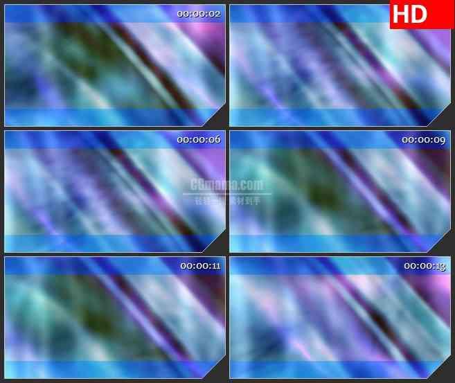 BG1007-蓝色炫动led大屏背景高清视频素材