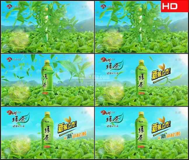 TVC6422饮料茶饮料- 康师傅绿茶 CN