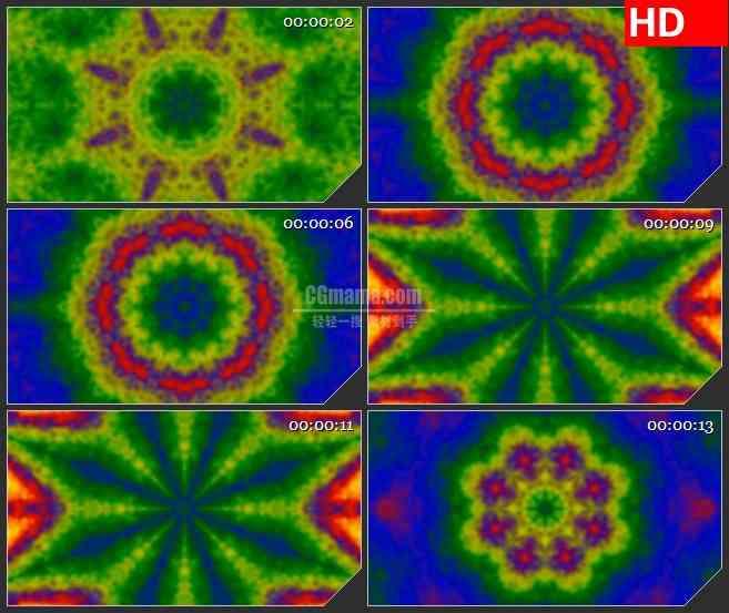 yt34611红色弧线光影粒子光斑背景1高清led大屏视频背景素材