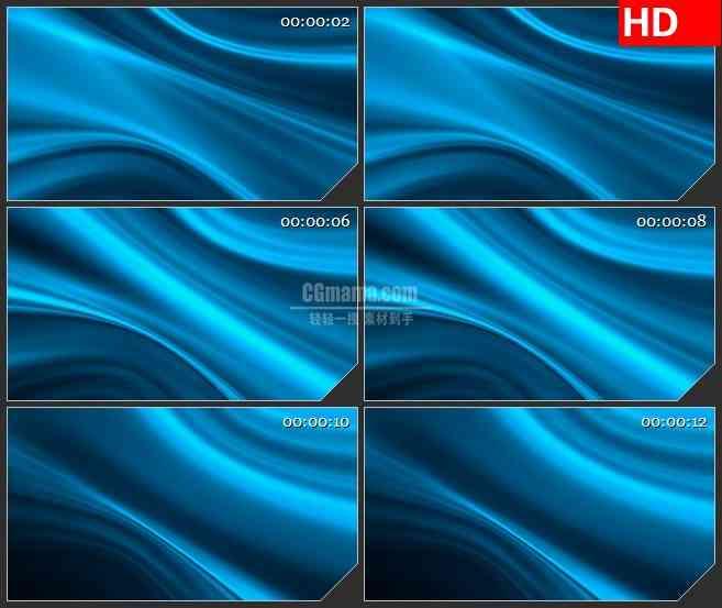 BG1732蓝色水波纹光斑背景动态LED高清视频背景素材