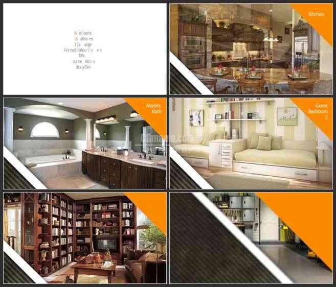 AE3035-酒店宣传 图文展示